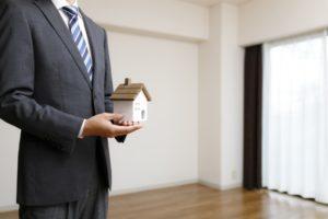 住宅営業マンイメージ
