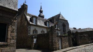 海外の古い家