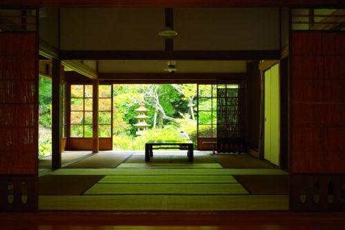 昔の日本住宅家屋