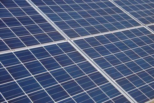 太陽光パネル素材イメージ