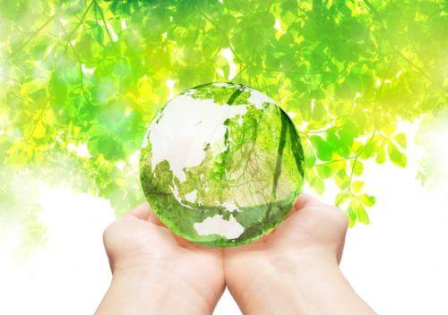 地球環境に優しいイメージ
