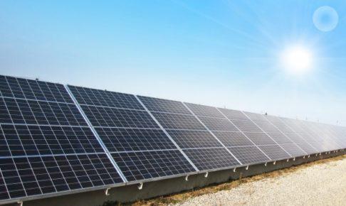 太陽光パネル寿命イメージ