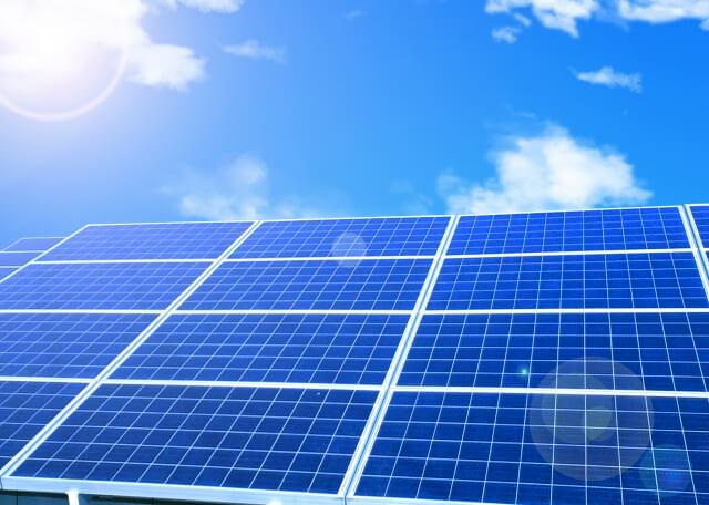 太陽光パネルの素材