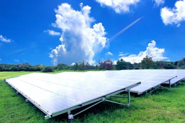 太陽光発電への投資