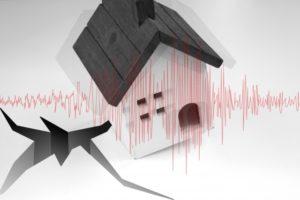 地震の恐怖