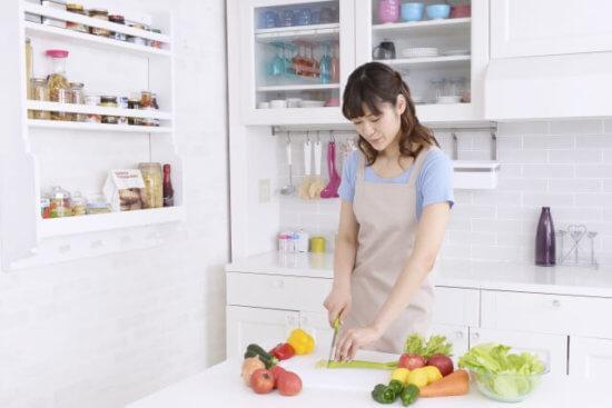 キッチン収納イメージ